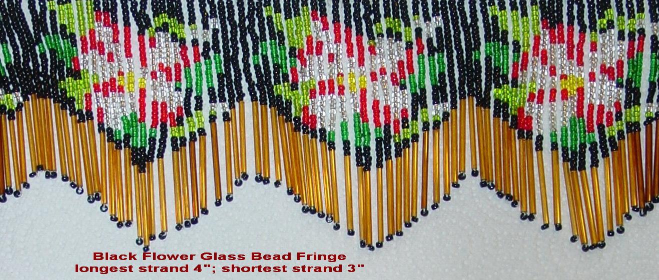 Bead fringe for lampshades glass bead fringe for lampshades mozeypictures Choice Image