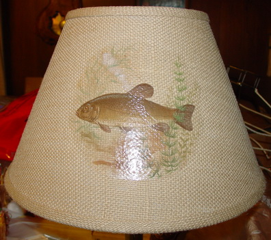 hardback lampshades from across the board woodworks - Unique Lamp Shades