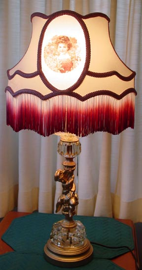 Oval lamp shade frames greentooth Image collections
