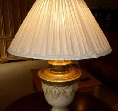Lampshade Restoration