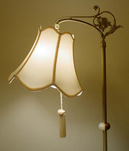 Lancelot Uno Bridge Lamp Lampshade