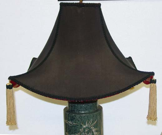 Oriental style lamp shades by hannah murphy chineseblackoffg 18577 bytes mozeypictures Choice Image