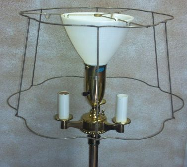 Stiffel torchiere lamp replacement glass mata hari greentooth Gallery