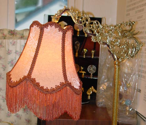 Victorian lampshades thumbnail pictures lancelotg 43433 bytes mozeypictures Choice Image