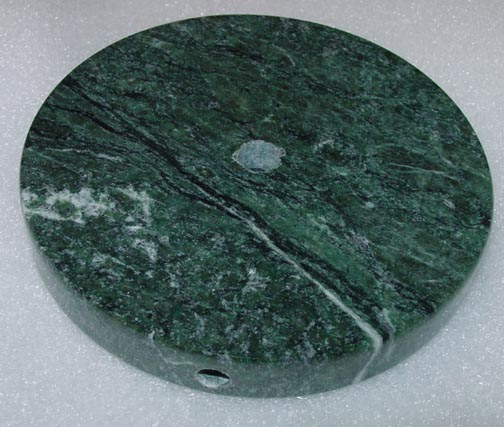 Round Green Marble : Lamp parts onyx marble glass breaks columns