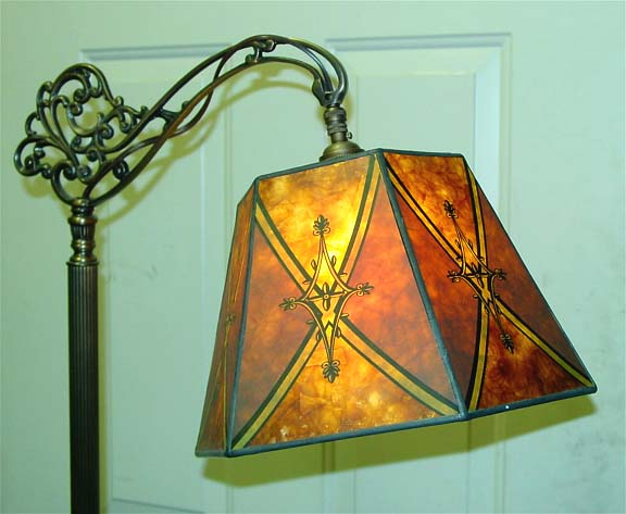 Ready-Made Art Deco Lampshades