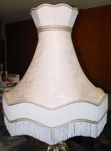 Large Lampshade Frames