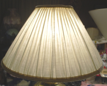 Lampshade Restoration