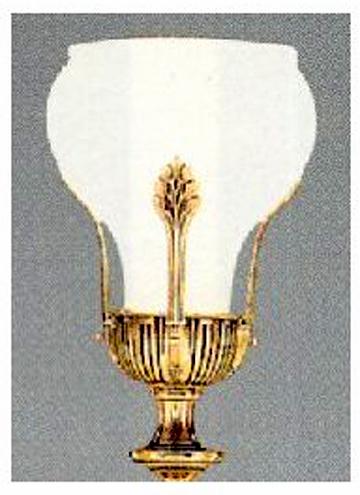 Stiffel torchiere lamp replacement glass stiffeltulipshadeg 124075 bytes aloadofball Image collections