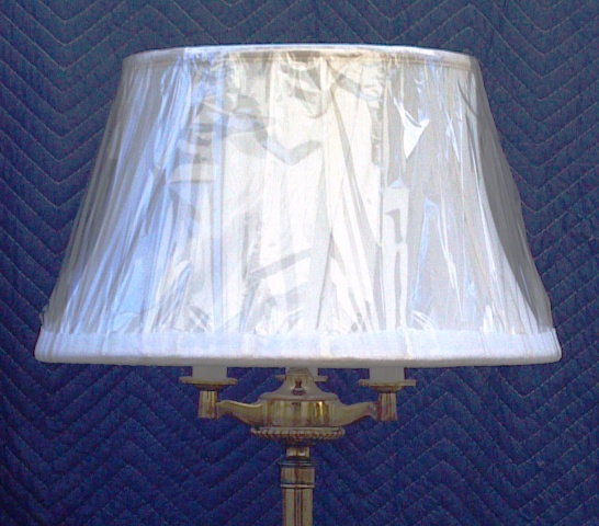 Stiffel Torchiere Lamp Replacement Glass