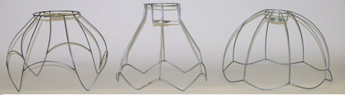 Bridge lamp uno shade frames hannah murphy lamps lampshades greentooth Choice Image